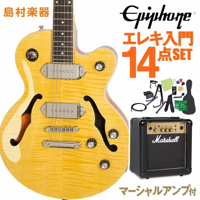 【ファッション通販】 Epiphone エピフォン Wildkat STUDIO AN エレキギター 初心者14点セット マーシャルアンプ付き 【オンラインストア限定】, 胆沢町 ead65505