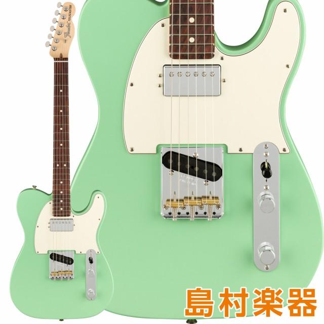 早い者勝ち Fender フェンダー American Performer Telecaster with Humbucking Rosewood Fingerboard Satin Surf Green エレキギター, 藤沢町 53ff42c0