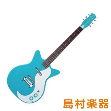 名作 Danelectro ダンエレクトロ 59M N.O.S. BCBB ベイビーカムバックブルー エレキギター, 快眠くらぶ 3923fe8d