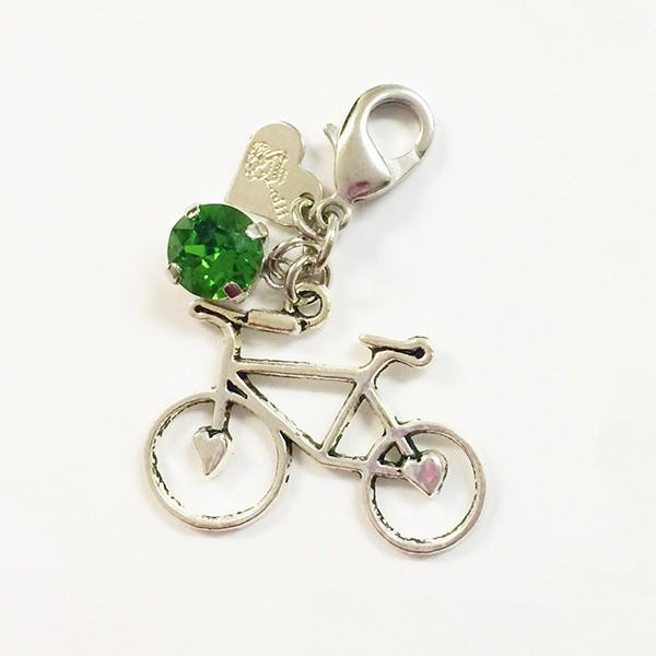 ロリィ(Lolii)/【Lolii】ハートの自転車チャーム【LoliiShop】
