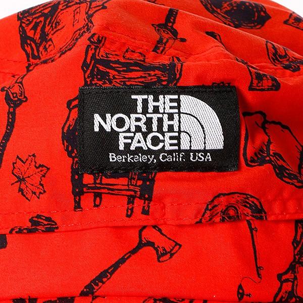 ザ・ノース・フェイス(THE NORTH FACE)/【THE NORTH FACE】トレッキングハット(メンズ ノベルティホライズンハット)