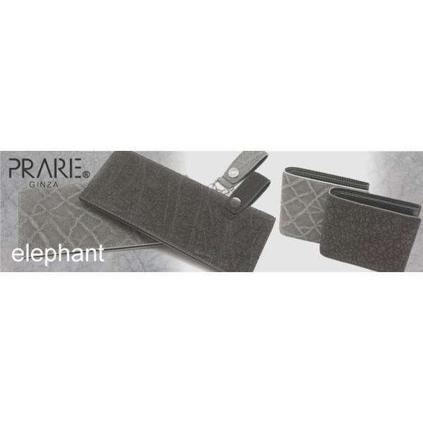 プレリーギンザ(PRAIRIE GINZA)/Elephant(エレファント)長財布