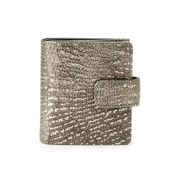 ヒロコ ハヤシ(HIROKO HAYASHI)/DAMASCO(ダマスコ) 薄型二つ折り財布