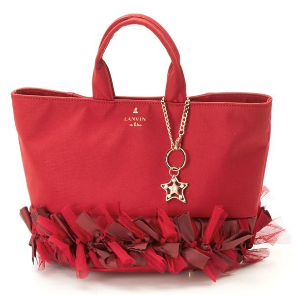 ランバンオンブルー(LANVIN en Bleu)/レピック 手提げバッグ 今秋冬の一押しバッグ