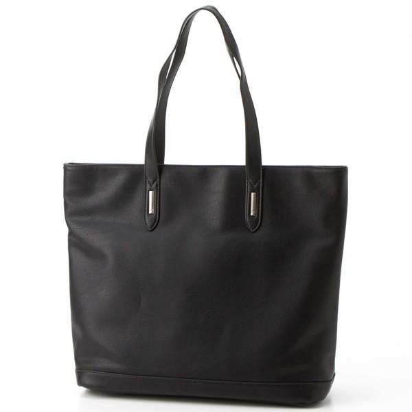 オティアス(Otias)/スムースレザータイプ合成皮革トートバッグ