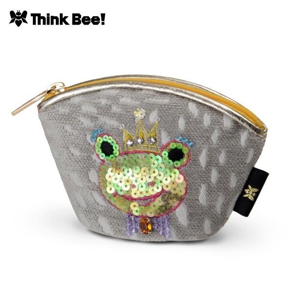シンクビー(Think Bee!)/キングスロード ミニポーチ