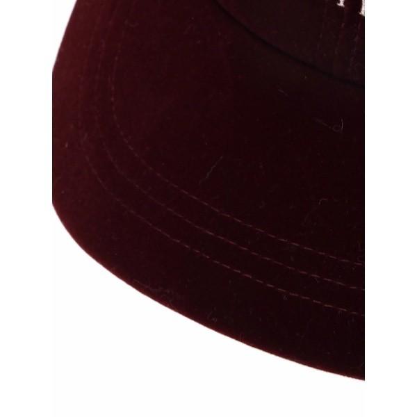 ウィゴー(レディース)(WEGO)/ウィゴー(WEGO/ベロアラメ刺繍キャップ)