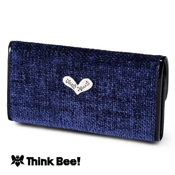 シンクビー(Think Bee!)/ランナウェイキャッツ キーケース(ブルーグラス)