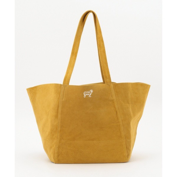 ユナイテッドバンブー ルバック(united bamboo LE BAC)/【WEB限定 / 日本製】カテナリーオールスエード トートバッグ