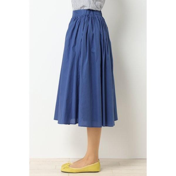 【NEW】LBC アパレル(LBC)/60ローンふんわりギャザースカート