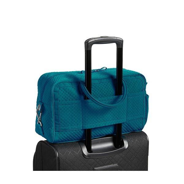 ヴェラ・ブラッドリー(Vera Bradley)/Iconic Compact Weekender Travel Bag