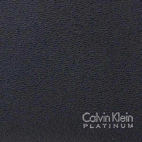 カルバン・クライン プラティナム(CalvinKlein platinumlabel)/スパイン小物 長札 819605
