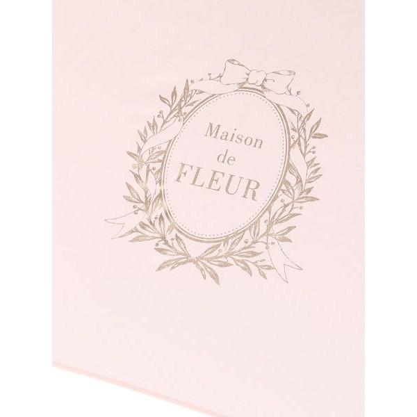 メゾン ド フルール(Maison de FLEUR)/メゾンドフルール(ランダムリボン長傘)