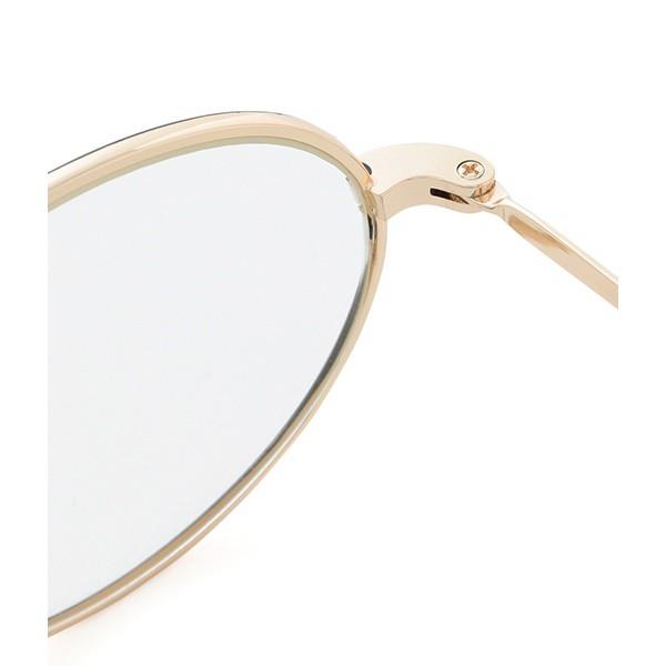 ロペピクニックパサージュ(ROPE PICNIC PASSAGE)/オーバルスリムフレーム眼鏡