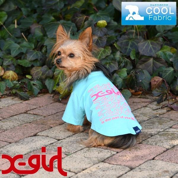 エックスガール(ペットウェア&グッズ)(X-GIRL(PET'S WEAR&GOODS))/【X-GIRL/エックスガール】ジェリーロゴティー(犬服)