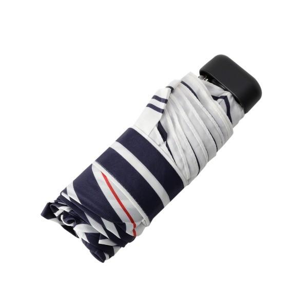 【NEW】デッサン(レディス)(Dessin Ladies)/セーラーボーダー柄折り畳み傘