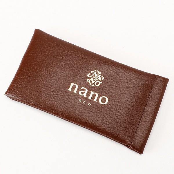 【NEW】ナノ・ユニバース(メンズ)(nano universe)/【18SS】ボストン型アイウェア