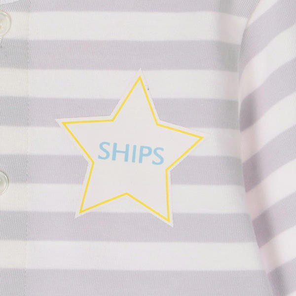 5a2662cb462876 シップス キッズ(SHIPS KIDS)/SHIPS KIDS:ボーダー パジャマ(80~90cm