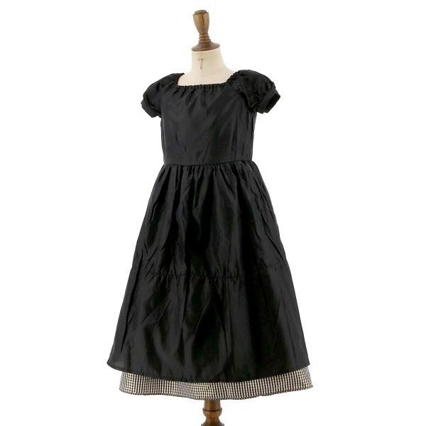494811c8f72ac キャサリンコテージ(Catherine Cottage) シャンタンラメチェックドレス ...
