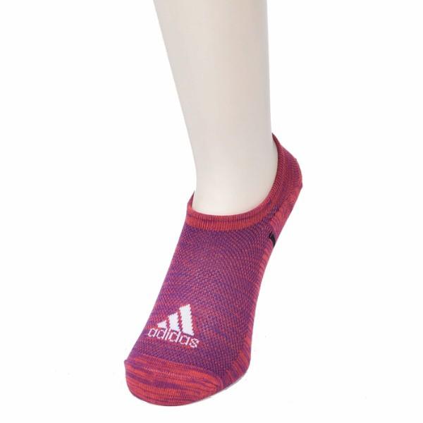 7283eacab6b42 福助(FUKUSKE)/レディース adidas(アディダス) 3足組 ロゴ 甲メッシュ ...