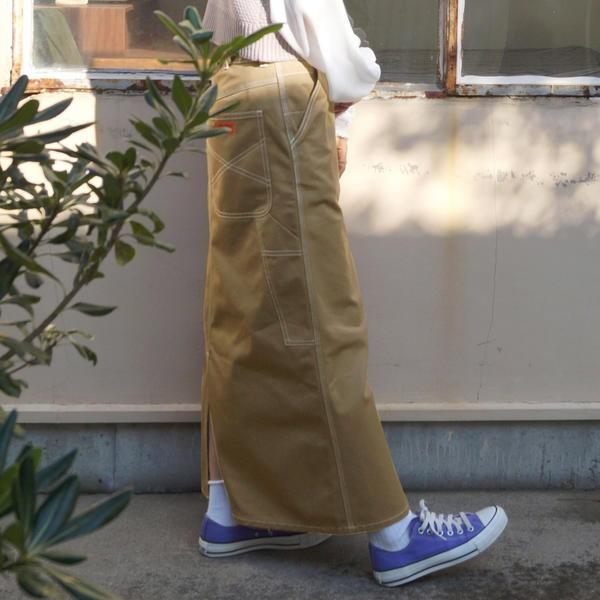 179/WG(179 WG)/UNIVERSAL OVERALL別注ロングペインタースカート