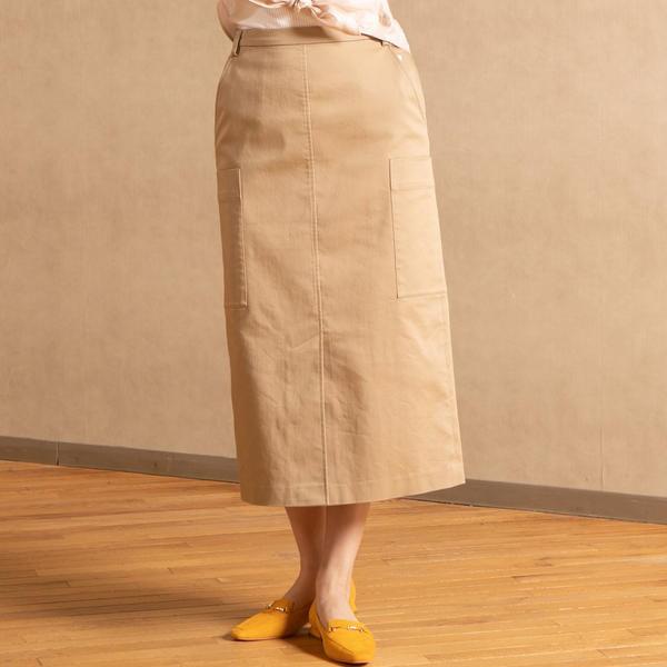 ケティシェリー(ketty cherie)/ストレッチカーゴスカート