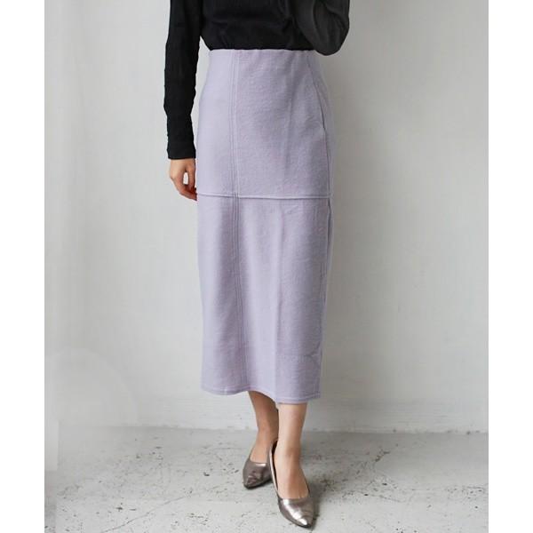 リアルキューブ(REAL CUBE)/フリースライクタイトスカート