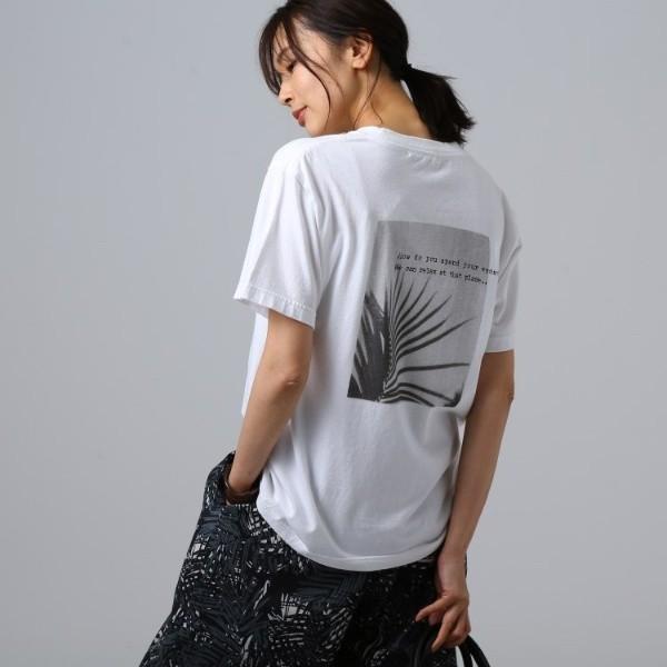 【NEW】アンタイトル(UNTITLED)/バックプリントTシャツ