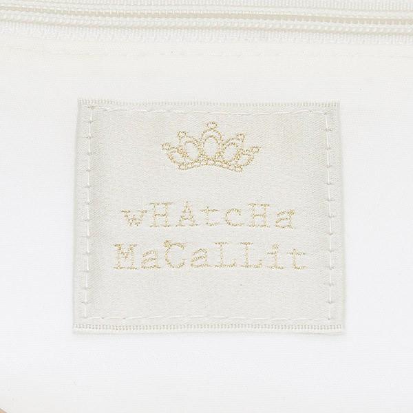 ワチャマコリ(wHAtcHaMaCaLLit)/レディース・ジャガード柄巾着バッグ/67070231