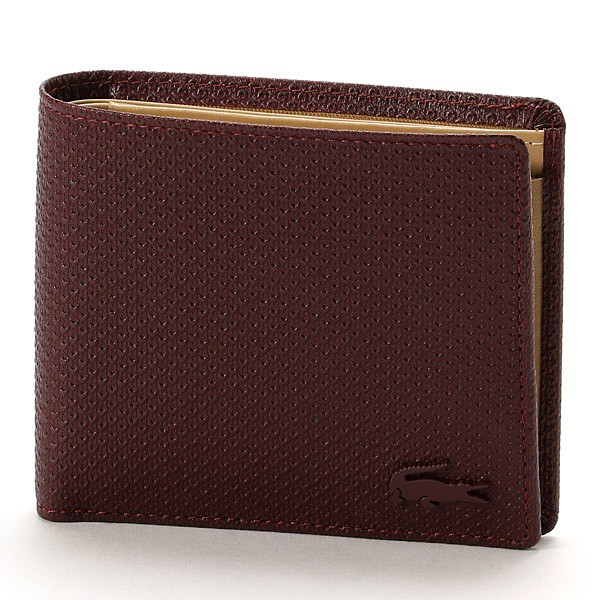 ラコステ(LACOSTE)/CHANTACO MEN 2つ折り財布