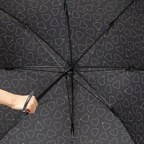 ビーサニー(BE SUNNY)/【雨晴兼用傘】ハートキャッチ(長傘ノーマル/レディース)