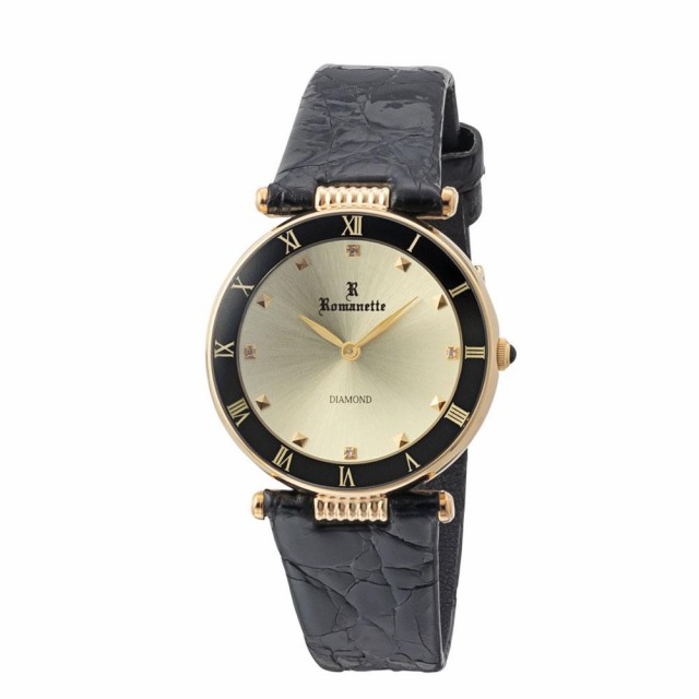 人気絶頂 ROMANETTE(ロマネッティ) メンズ 腕時計 RE-3530M-02, 610アメリカ屋 252b8ae3