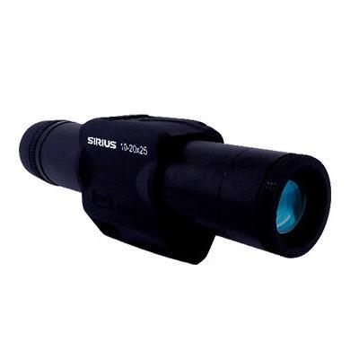 専門ショップ SIRIUS シリウス10-20×25 ズーム防振スコープ シリウス-光学器械