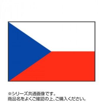 【2019正規激安】 万国旗 120×180cm チェコ 世界の国旗-パーティーグッズ