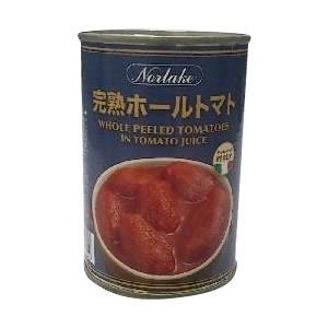 ノルレェイクホールトマト 400g×24