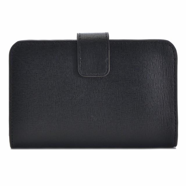 fa2f422b4b24 フルラ FURLA 財布 BABYLON バビロン 二つ折り財布 ブラック PR85 B30 O60