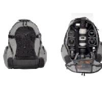 2019人気特価 バックパック 中サイズ TENBA 品番632-312 Backpack ブラック/オリーブ Medium-カメラ