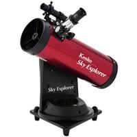 国内発送 【送料無料】ケンコー SE-AT100N Explorer 天体望遠鏡 Sky-光学器械