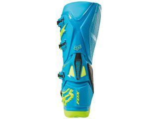 FOX フォックス オフロードブーツ インスティンクト ブーツ Limited Edition ティール 10/27.0cm