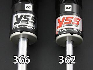 YSS CB1100F CB750F CB900F リアサスペンション関連パーツ Sports Line G366 360mm…