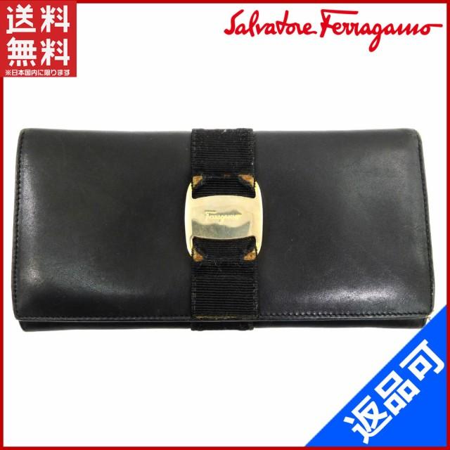 buy online a6aa7 24e17 サルヴァトーレ・フェラガモ 財布 Salvatore Ferragamo 長財布 ...