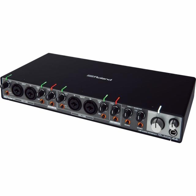 【予約】 ROLAND Rubix44 USB AUDIO INTERFACE オーディオインターフェイス, 速見郡 3ef7caf7