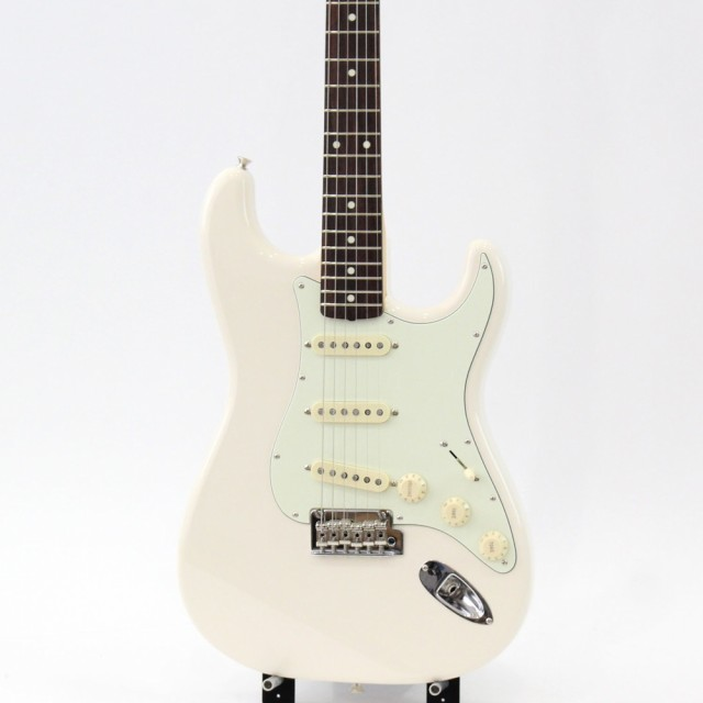 Fender Made in Japan Hybrid 60s Stratocaster Rosewood Vintage White エレキギター  【中古】|au Wowma!(ワウマ)