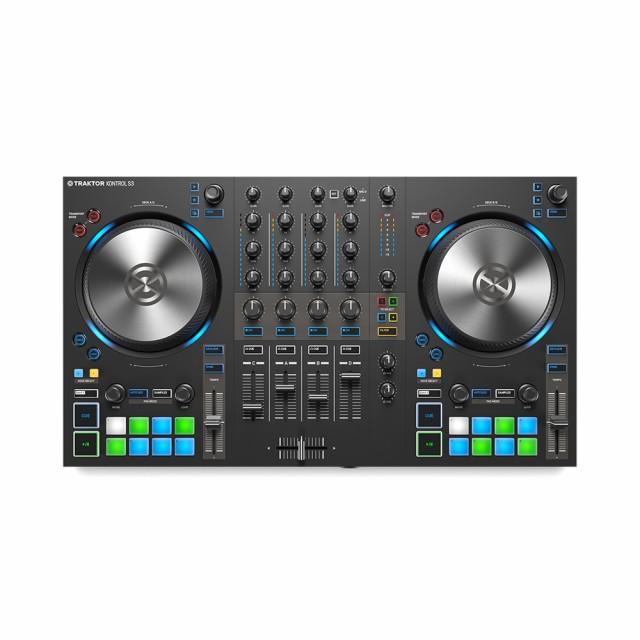 【時間指定不可】 NATIVE INSTRUMENTS TRAKTOR KONTROL S3 DJコントローラー, 防災防犯の専門shop岩本商事 e3c2f450