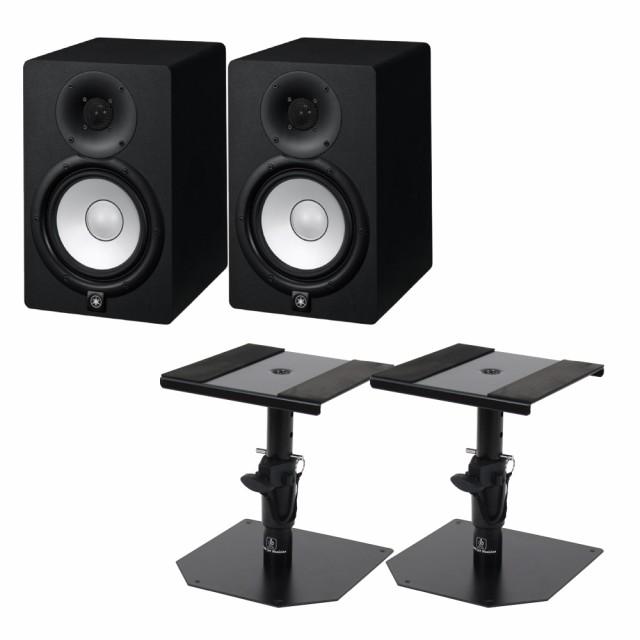 全てのアイテム Dicon パワードスタジオモニタースピーカー セット Audio SS-032R HS7 YAMAHA 卓上スタンド ペア-オーディオ