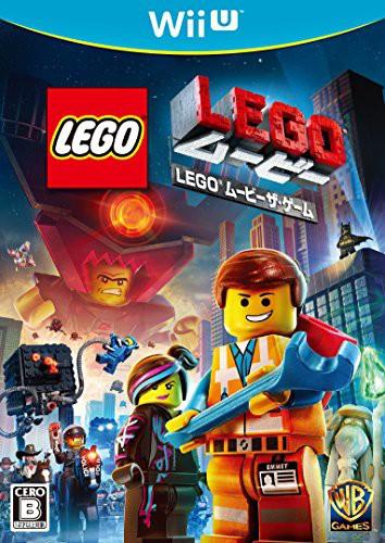 【中古】(Wii U)LEGO (R) ムービー ザ・ゲーム (管理:381076)
