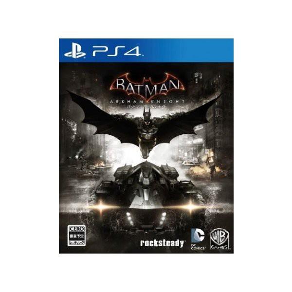 【中古】(PS4)バットマン:アーカム・ナイト (管理:405140)