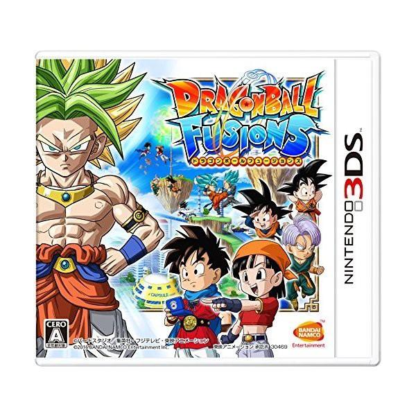 【中古】(3DS) ドラゴンボールフュージョンズ (管理:410657)
