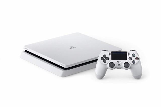最前線の ()PlayStation 4 グレイシャー・ホワイト 1TB (CUH-2200BB02)(管理:473051), プレイスユーメンズ&レディース d1d9dcdb