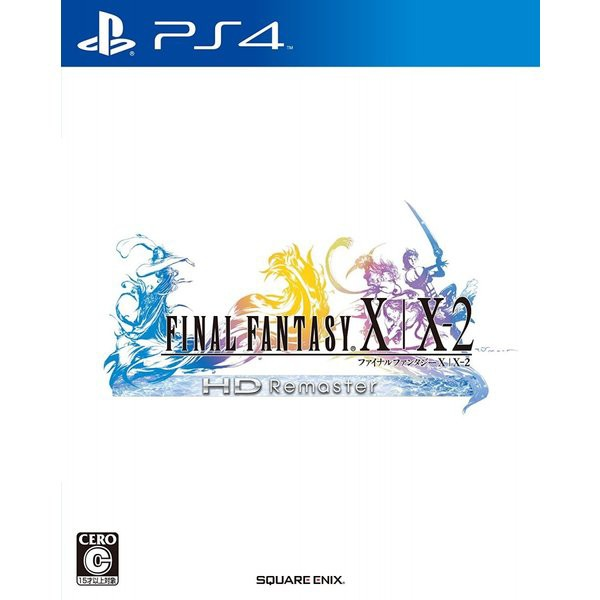 【中古】(PS4)ファイナルファンタジー X/X-2 HD Remaster (管理:405121)